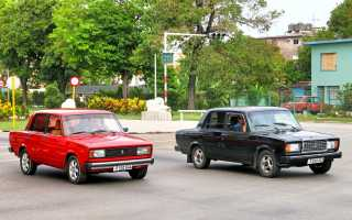 Расход топлива для ВАЗ 2107