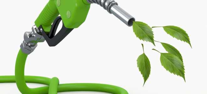 Экологически чистые виды топлива