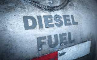 Плотность дизельного топлива