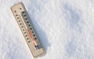 Температура замерзания бензина