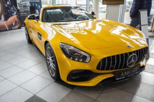 Mercedes GT