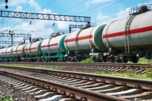 Железнодорожные цистерны