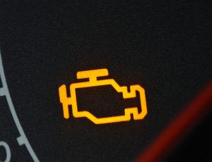 Индикатор проверьте двигатель