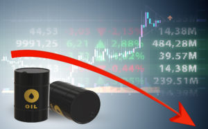 График цен на нефть